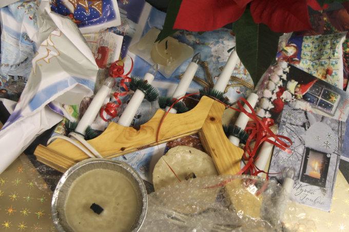 joulu, jätteet, Pirkanmaan jätehuolto, joulukuusikeräys