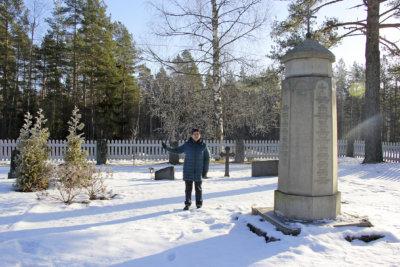 Tammikankaan hautausmaa