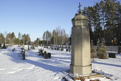 Kuru-laiva, Tammikankaan hautausmaa, Ylöjärven seurakunta, Kurun kappeliseurakunta, Ylöjärven kaupunki