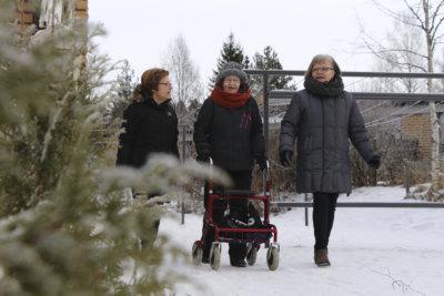 Ylöjärven seurakunta, vanhukset, vapaaehtoistyö