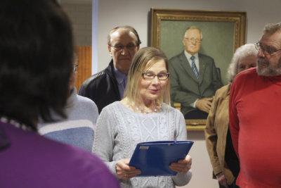 Rita Albrecht, Ylöjärven kaupunginvaltuusto, kuntalaisaloite, ikäihmiset