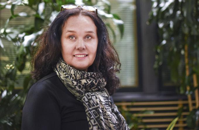 Anna Liisa Aho1