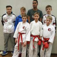 Karatekat iskussa Orimattilassa