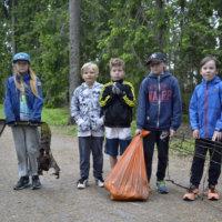 Asuntila, Veittijärvi ja Moisio siisteiksi