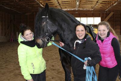 Ratsutila Linjamäki, ratsastus, hevoset
