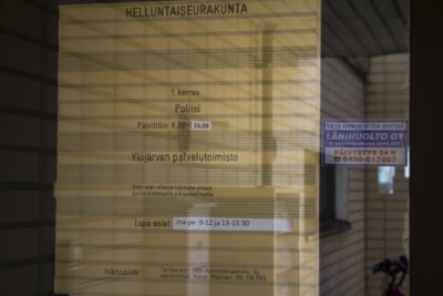 Poliisi, Ylöjärven poliisilaitos