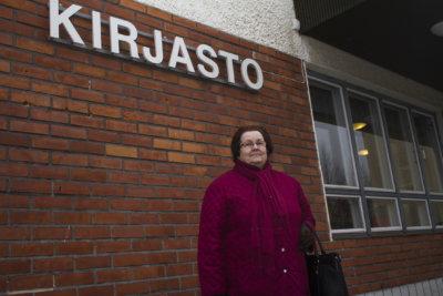 Leena Törmä, Kurun kirjasto