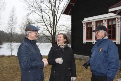 Pikku-Ahvenisto, Ylöjärvi-Seura, kirja