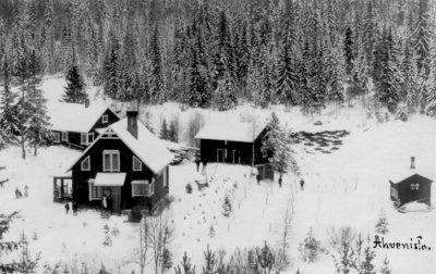 Pikku-Ahvenisto, kirja, Ylöjärvi-Seura, Antti Penjami Mäkikylä