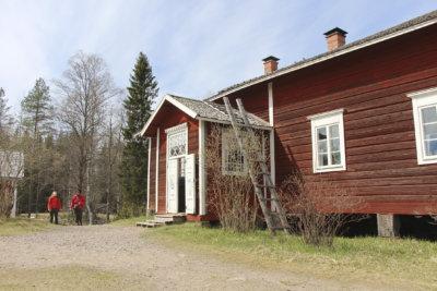 Koveron torppa, Seitseminen, Kruununmetsätorppa, 29.5.2017