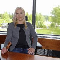 Valtuuston puheenjohtaja Jaana Lamminen: Tämä tuo tietynlaista jännitettä valtuuston loppukauteen