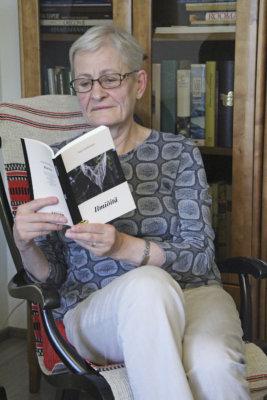 Anja Karkiainen, runo, runous, kirja