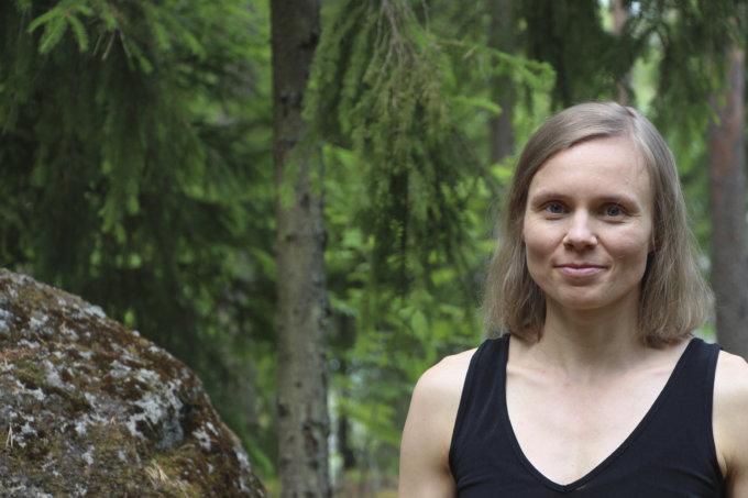 Anni Kytömäki, kirjailija, Kivitasku