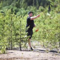 Ylöjärvellä on hyvä harrastaa frisbeegolfia – täällä on jo neljä rataa
