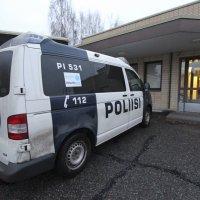 Skootteri tuhottiin keskellä koulupäivää