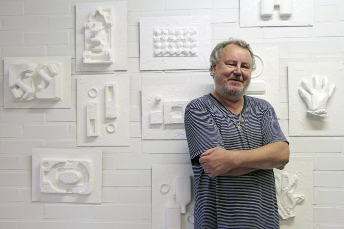 ITE-taide, kuvataide, Tapio Holopainen