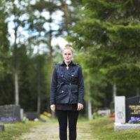 """Susanna Palmi työskentelee lähellä kuolemaa: """"Välillä kohtaan ihmisiä, jotka ovat menettäneet elämässään kaiken"""""""