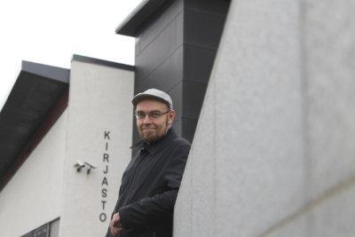 Ylöjärven kirjasto, kirjastotoimenjohtaja, pääkirjasto Leija, Marko Ojala