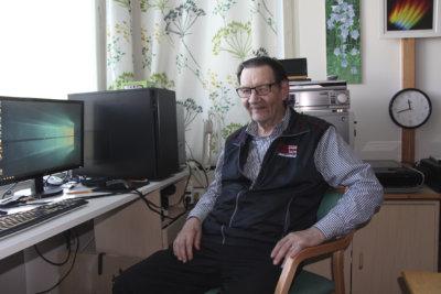 Eino Kalliala, kaitafilmi, editointi, 11.9.2017