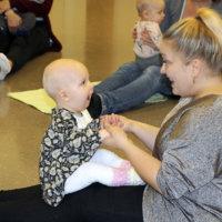 Seurakunta järjestää ensimmäistä kertaa vauvanpäivänä tapahtuman – Mukaan mahtuu 50 ensimmäistä