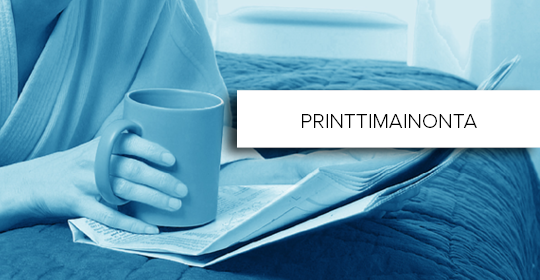 Printtimainonta