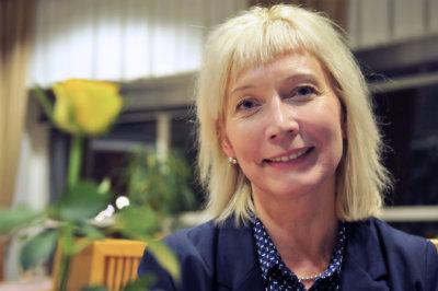 Anu Meuronen, (Kuva: Virpi Vilen/Monipalvelu Vilén Oy)