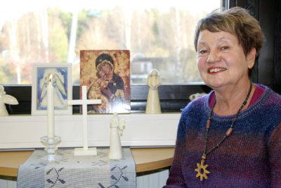 Ulla Rapio, lapsityönohjaaja