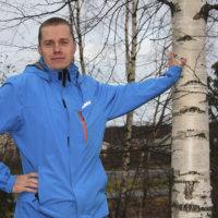 Ville Niemenmaa juoksee 490 kilometriä