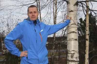 Ville Niemenmaa, ultramaraton, maratoonari, 9.11.2017