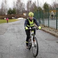 Talvellakin voi pyöräillä