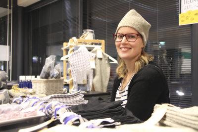 Pop Up Shoppeenmäki, Jenna Uitto