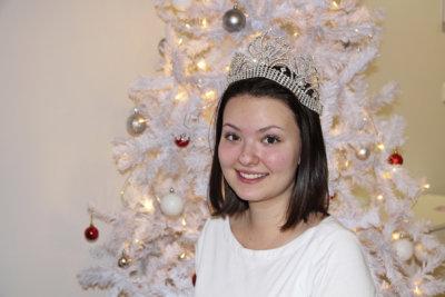 Miss Ylöjärvi, Anniina Pietilä, missikisat, 21.12.2017