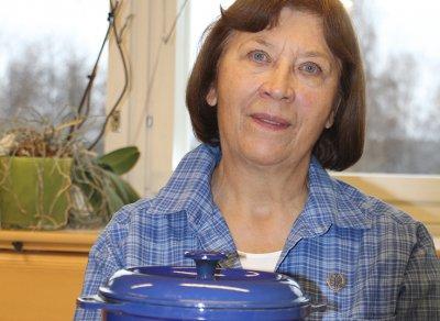 Martat, Sirkka-Liisa Riipinen, perinneruoka, kotitalousopettaja