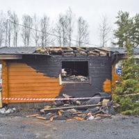 Ylöjärveläisten kohtaamispaikkana toiminut Unelmatupa tuhoutui tulipalossa