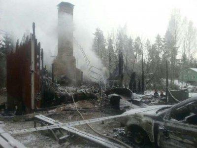 Timo Salminen, tulipalo, 15.1.2018