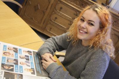 Sofia Alanen, presidentinvaalit