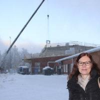 Metsäkylän koulun laajennus harjakorkeudessa