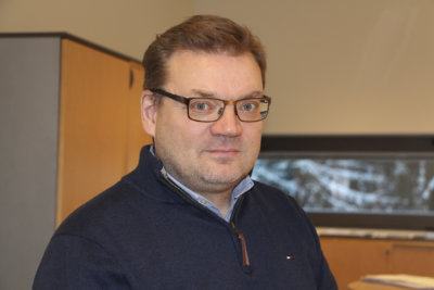 kaupungin testamentit, Juha Liinavuori