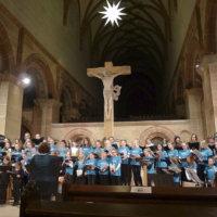 Lasten kirkkaat äänet soivat Saksassa