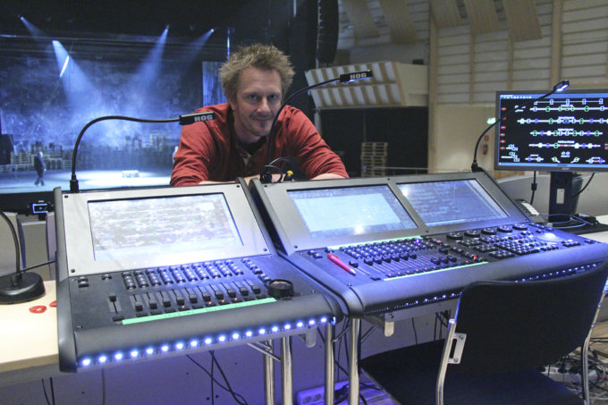Valosuunnittelija Ville Syrjä