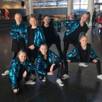 Tanssikoulu Dance Actionsille menestystä Oulussa