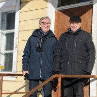 Yrjö Säynäväjärvi – punavangista kunnan esimieheksi