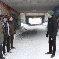 Graffitiprojekti kutsuu kaunistamaan kaupunkia
