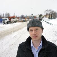 Pauli Piiparinen kaupunginjohtajan sijaiseksi