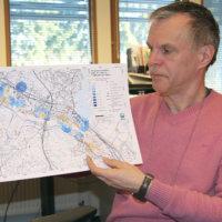 Ylöjärvenharjulla on toivottua vähemmän pohjavettä