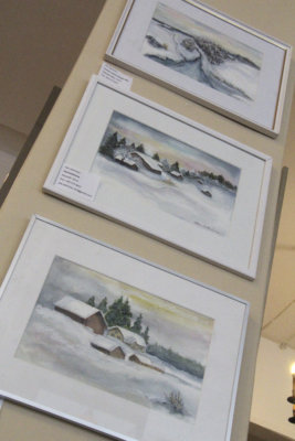 Ylöjärven senioreiden näyttely