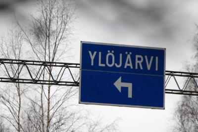 Ylöjärvi-liikennemerkki