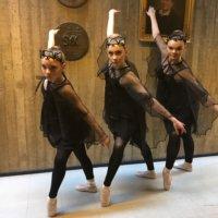 Balettikisasta menestystä