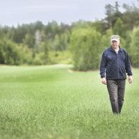 """Kuivuus koettelee viljelijöitä: """"Ei noita yläkerran hanoja pysty kukaan säätelemään"""""""