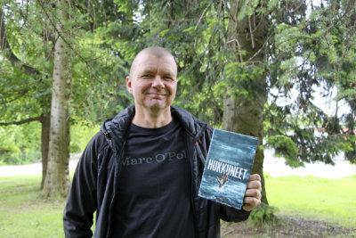 Jaakko Melentjeff, Hukkuneet, Papin kosto, kirja, kirjailija, kuva: Iiria Lehtinen
